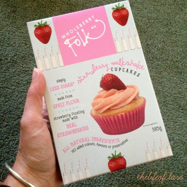 wholeberry folk cupcakes