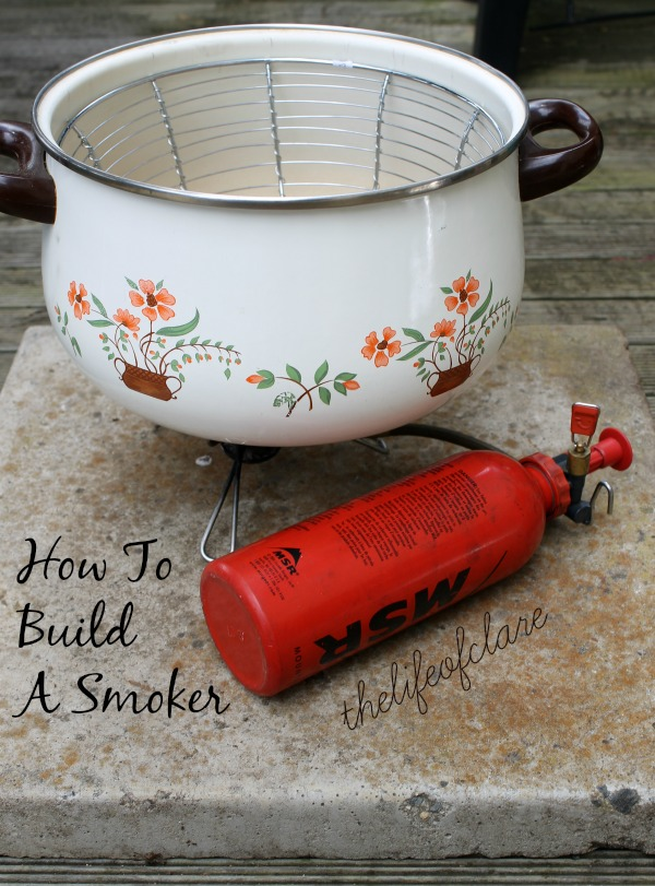 How to build a smoker