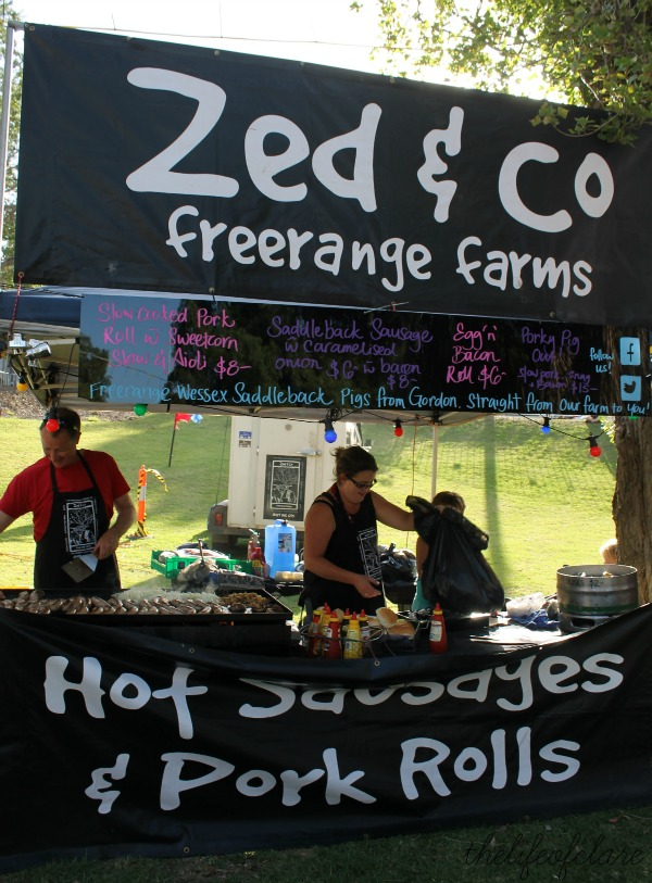 Zed & Co freerange pork NightJar Market