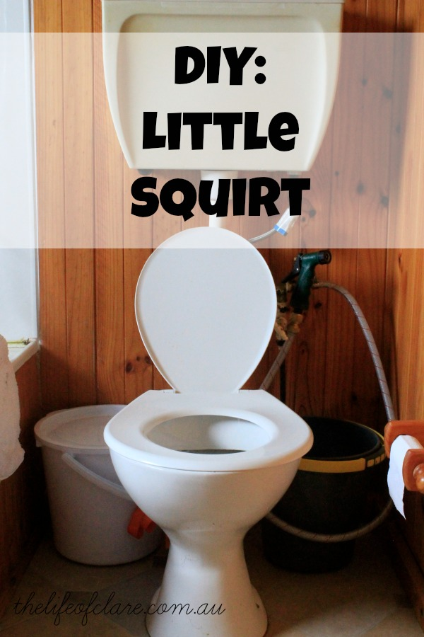 DIY Little Squirt