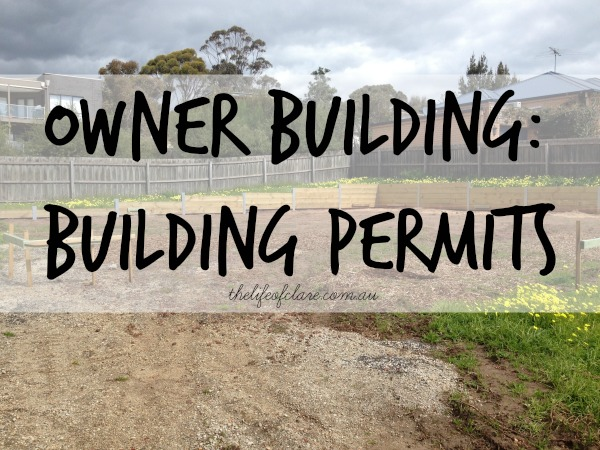 owner building building permits