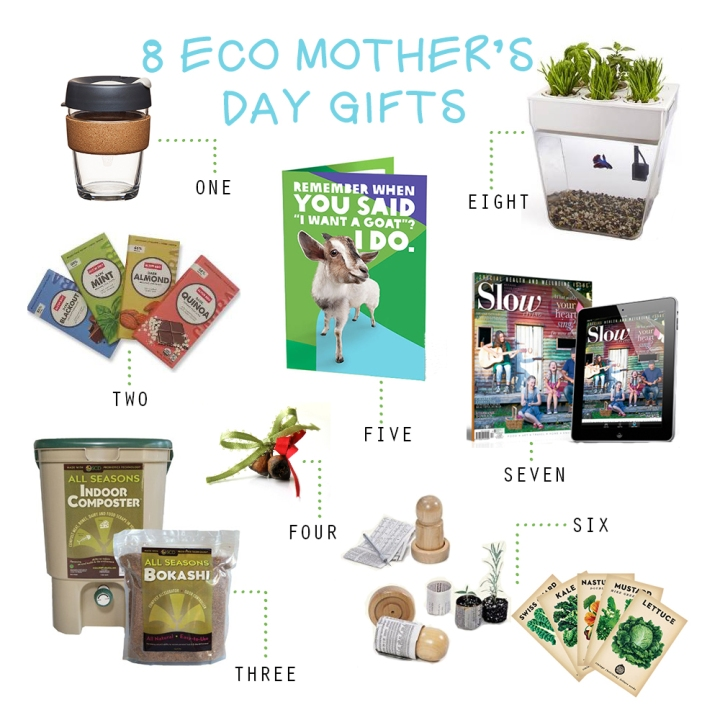Eco Mother's Day Gifts