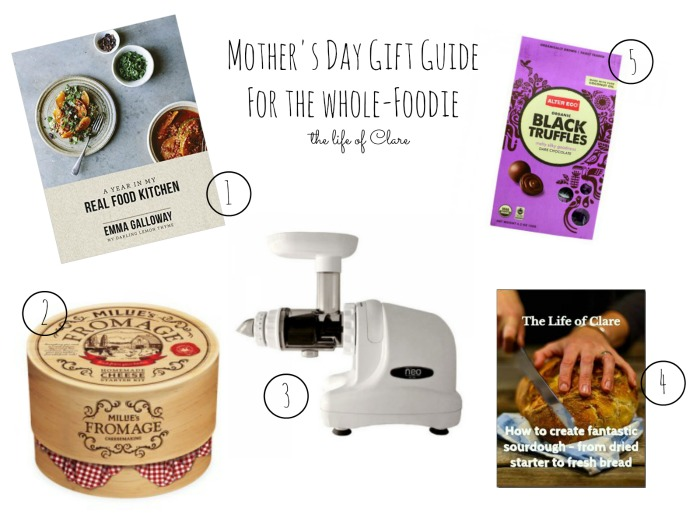 Mother's Day Foodie