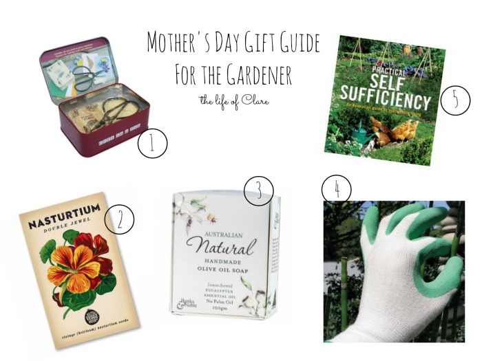 Mother's Day gardener